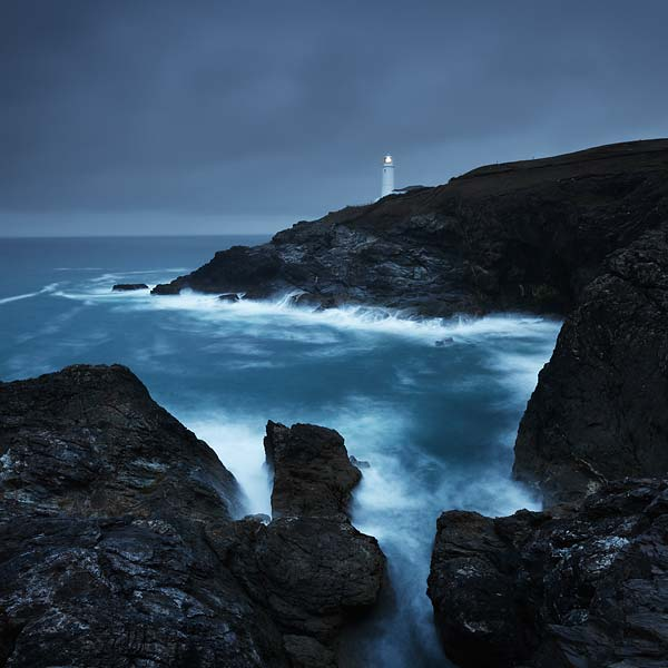 Lighthouse & Cove