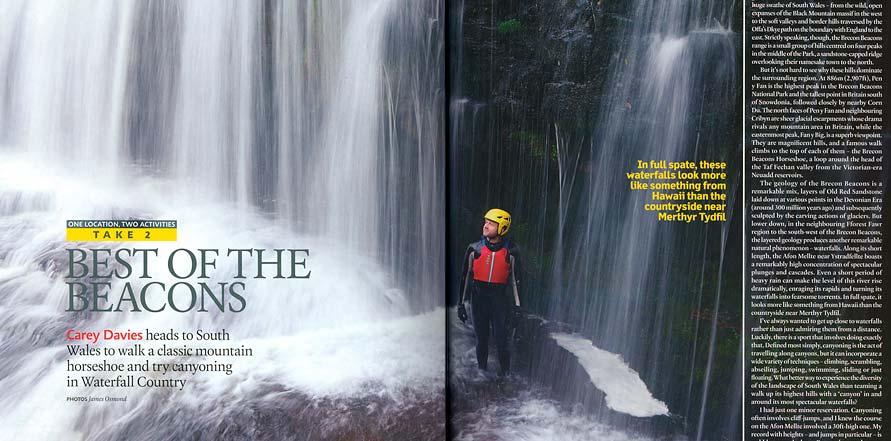 TGO Magazine Feature