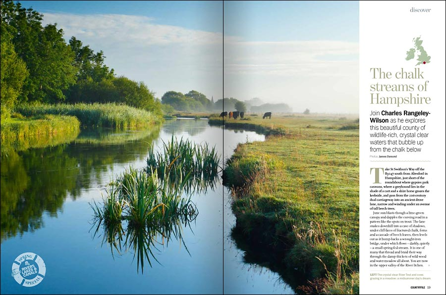 Countryfile Magazine Feature