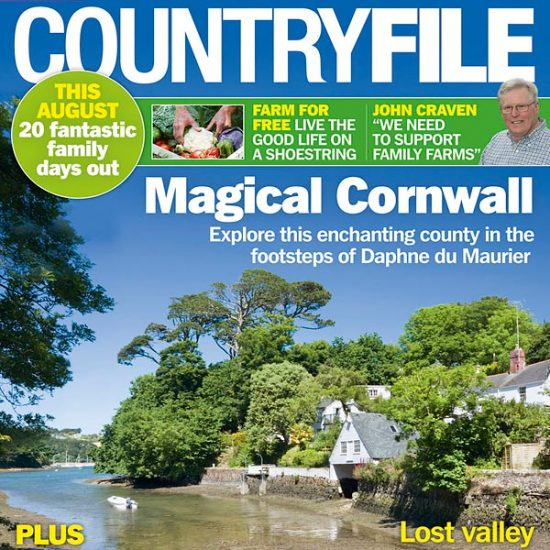 BBC Countryfile Cover