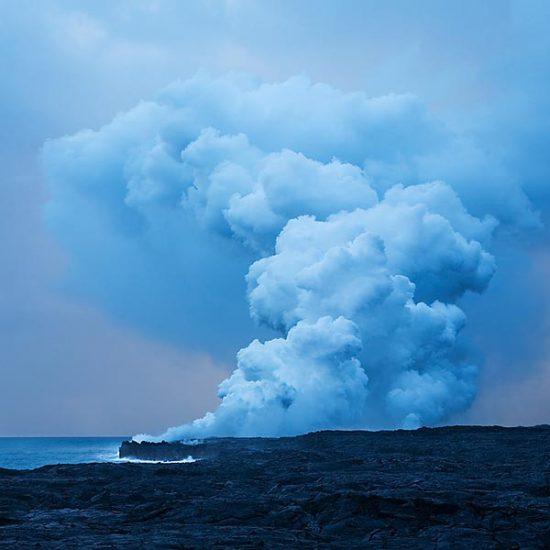 Lava Steam
