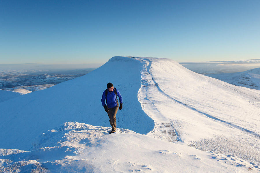 Hillwalker Pen Y Fan