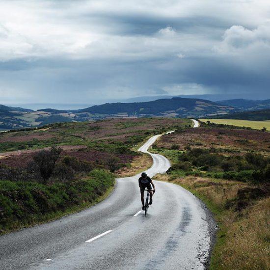 Cycling Exmoor