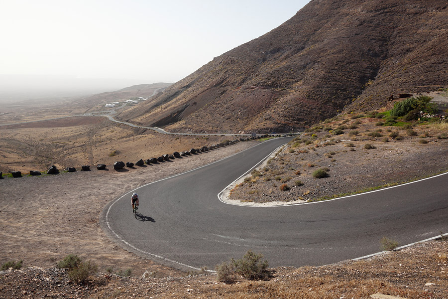 Cycling Lanzarote
