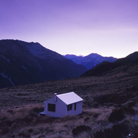 Backcountry Hut